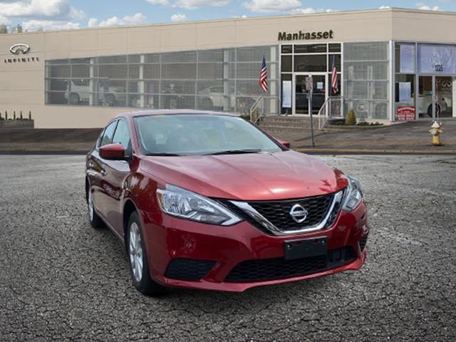 2018 Nissan Sentra SV [11]