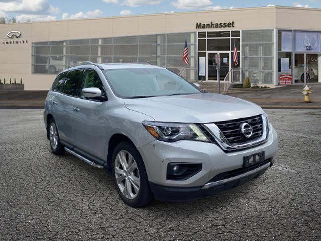 2018 Nissan Pathfinder SL [0]