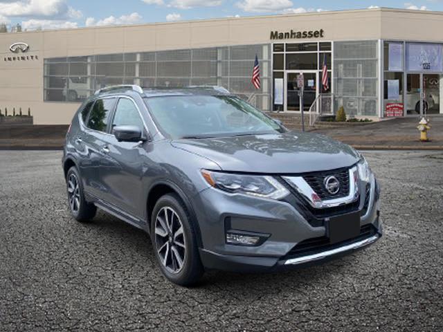 2018 Nissan Rogue SL [7]