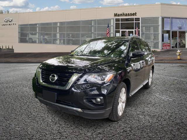 2019 Nissan Pathfinder SL [5]