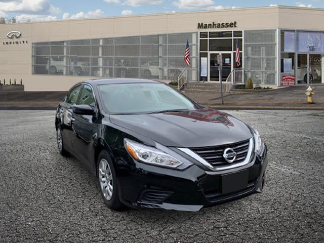 2018 Nissan Altima 2.5 S [1]
