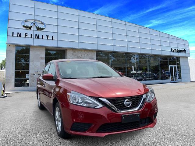 2018 Nissan Sentra SV [21]