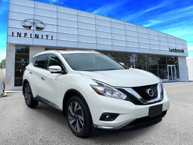2018 Nissan Murano Platinum [3]