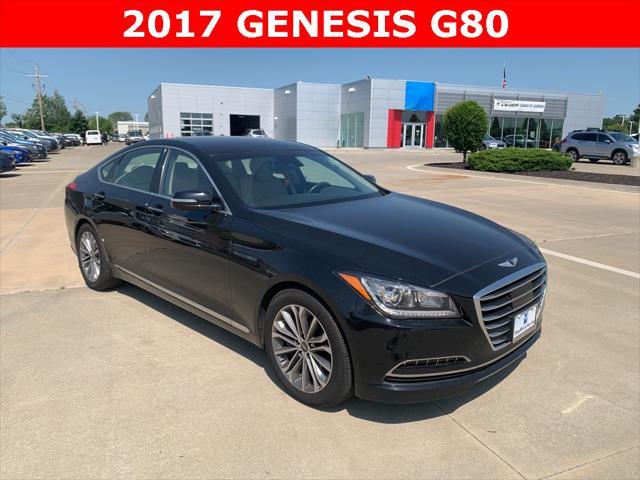 2017 Genesis G80 3.8L for sale in Lawrence, KS