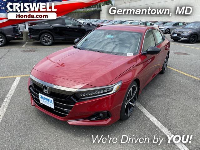 2021 Honda Accord Sedan Sport SE for sale in Germantown, MD