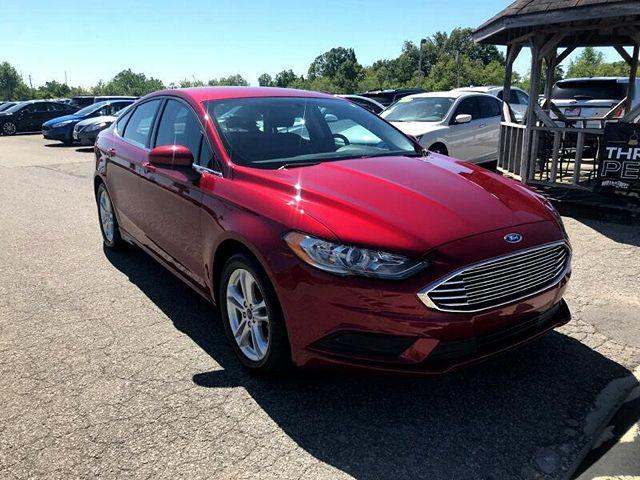2018 Ford Fusion SE for sale in Brandenburg, KY