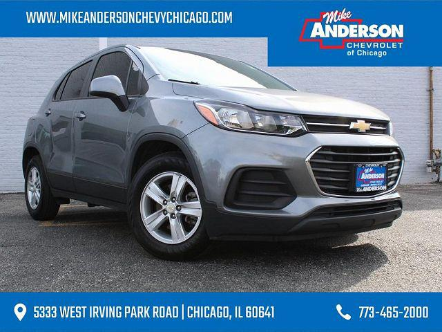 2020 Chevrolet Trax LS for sale in Chicago, IL