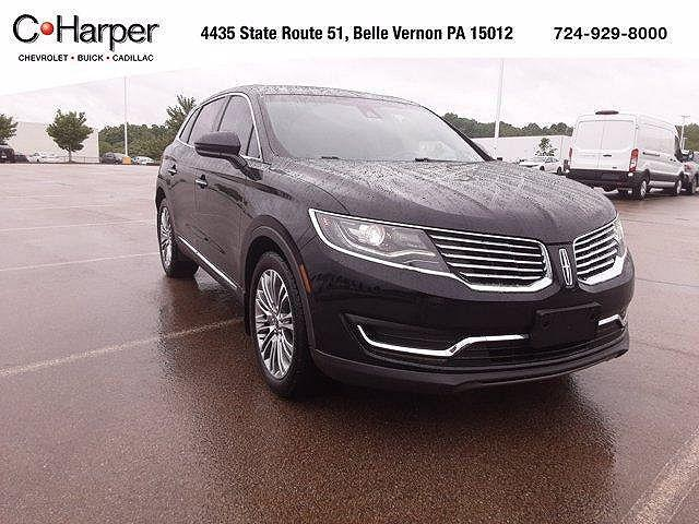 2018 Lincoln MKX Reserve for sale in Belle Vernon, PA