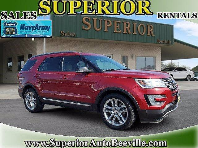 2017 Ford Explorer XLT for sale in Beeville, TX