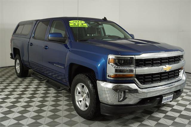 2018 Chevrolet Silverado 1500 LT for sale in Bremerton, WA