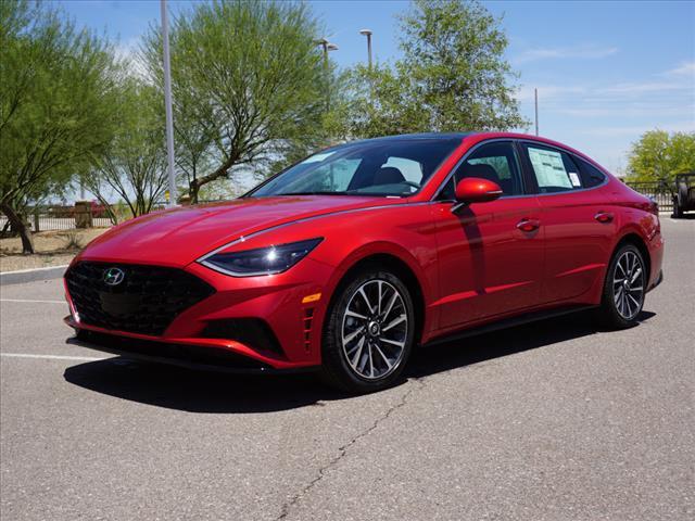 2021 Hyundai Sonata Limited for sale in Surprise, AZ