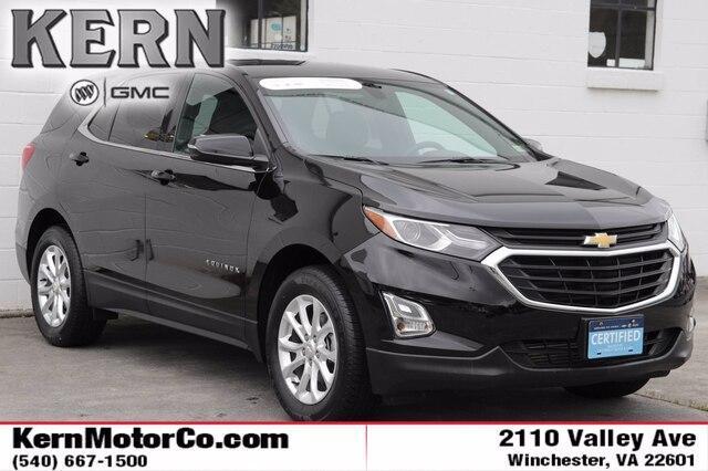 2018 Chevrolet Equinox LT for sale in Winchester, VA
