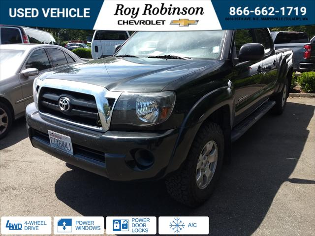 2008 Toyota Tacoma 4WD Dbl LB V6 AT (Natl) for sale in Marysville, WA