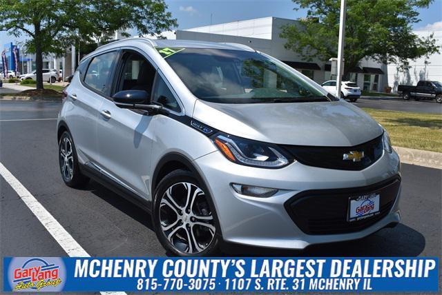 2017 Chevrolet Bolt EV Premier for sale in McHenry, IL