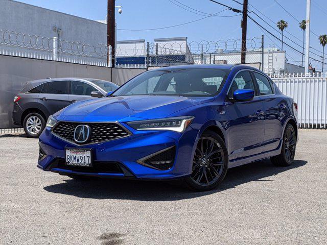 2019 Acura ILX w/Premium/A-Spec Pkg for sale in Sherman Oaks, CA