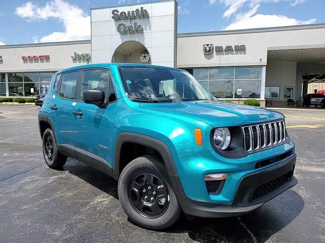 2021 Jeep Renegade Sport for sale in Matteson, IL