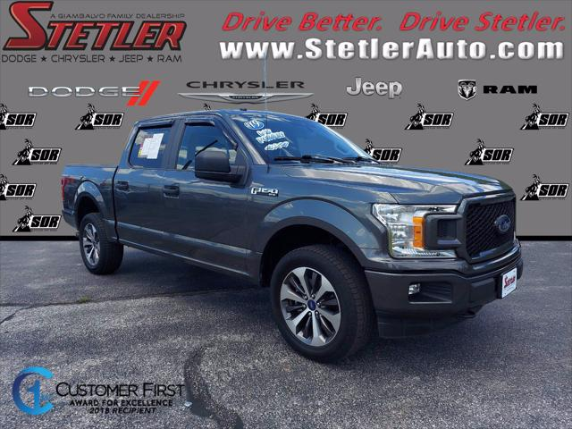2019 Ford F-150 XL/XLT/LARIAT/King Ranch/Platinum for sale near York, PA