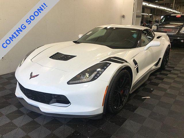 2017 Chevrolet Corvette Grand Sport 2LT for sale in Purcell, OK