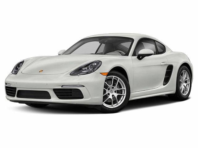 2018 Porsche 718 Cayman Coupe for sale in Upper Saddle River, NJ