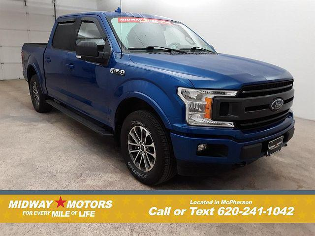 2018 Ford F-150 XLT for sale in Mcpherson, KS