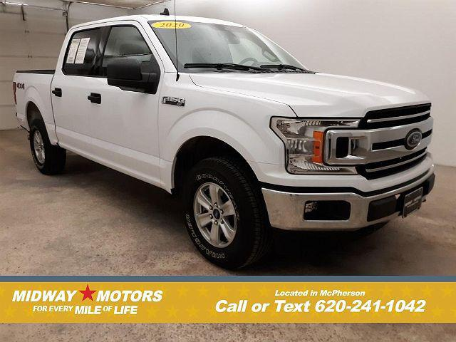 2020 Ford F-150 XL for sale in Mcpherson, KS