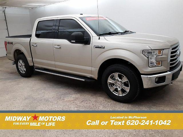 2017 Ford F-150 XLT for sale in Mcpherson, KS