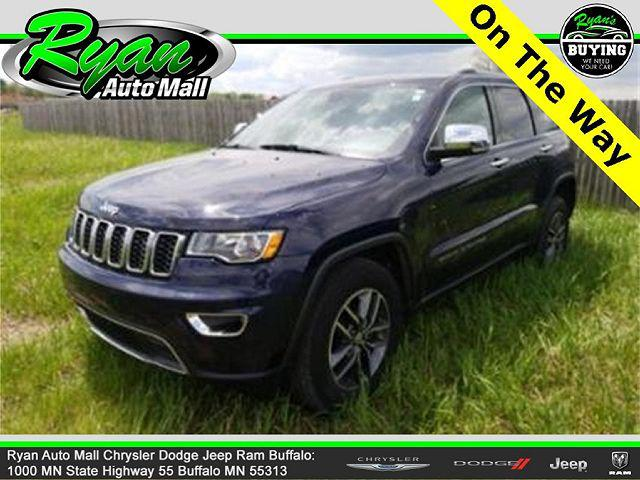 2018 Jeep Grand Cherokee Limited for sale in Buffalo, MN