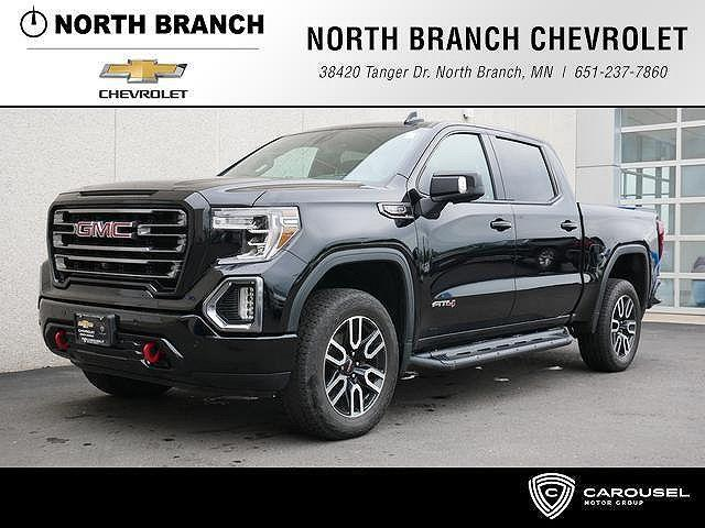 2019 GMC Sierra 1500 AT4 for sale in North Branch, MN