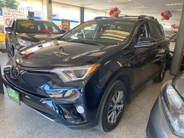 2018 Toyota RAV4 XLE [1]