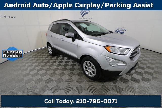 2018 Ford EcoSport SE for sale in Live Oak, TX