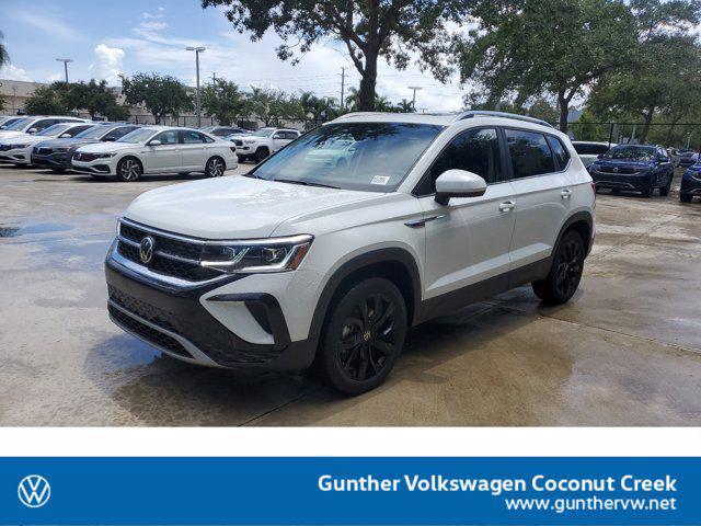 2022 Volkswagen Taos SEL for sale in Coconut Creek, FL