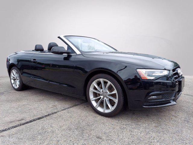 2013 Audi A5 Premium