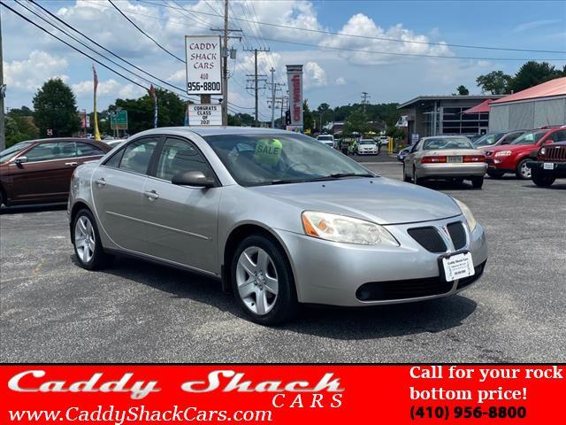 2007 Pontiac G6 G6 for sale in Edgewater, MD