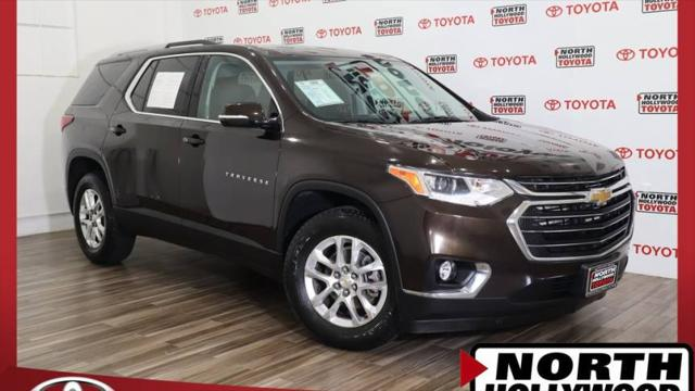 2018 Chevrolet Traverse LT Cloth for sale in North Hollywood, CA