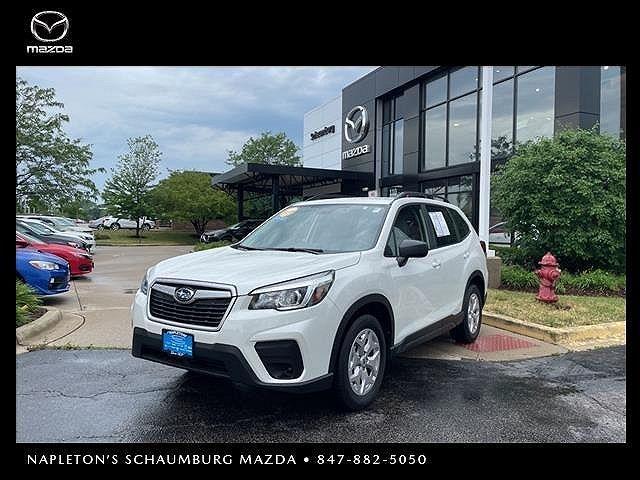 2019 Subaru Forester 2.5i for sale in Schaumburg, IL