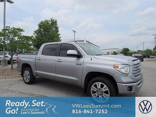 2017 Toyota Tundra 4WD Platinum for sale in Lee's Summit, MO
