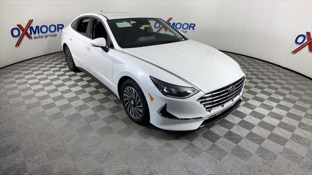 2021 Hyundai Sonata Hybrid SEL for sale in LOUISVILLE, KY