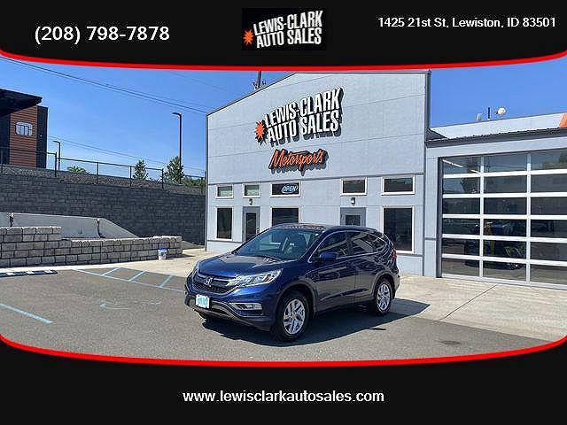 2015 Honda CR-V EX-L for sale in Lewiston, ID