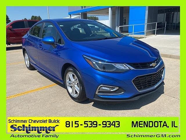 2017 Chevrolet Cruze LT for sale in Mendota, IL