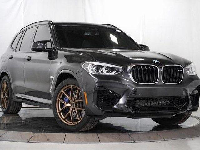 2021 BMW X3 M Sports Activity Vehicle for sale in Hoffman Estates, IL