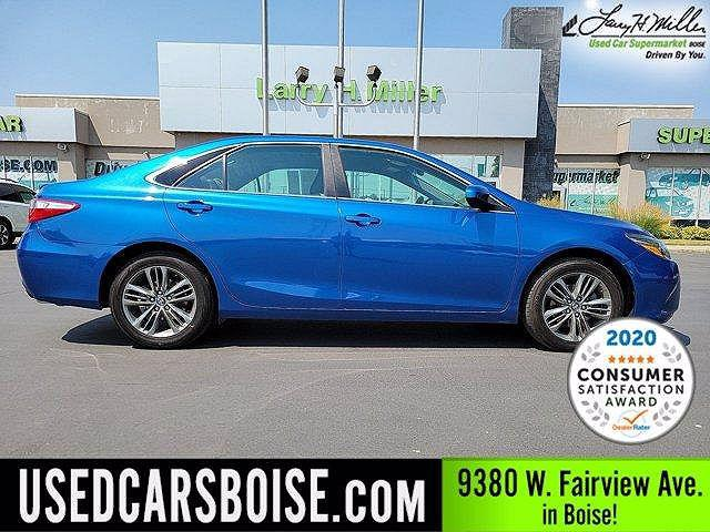 2017 Toyota Camry SE for sale in Boise, ID