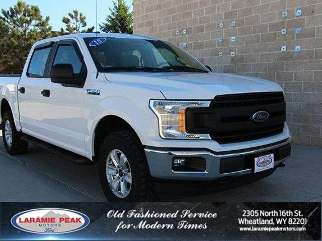 2018 Ford F-150 XL for sale in Wheatland, WY