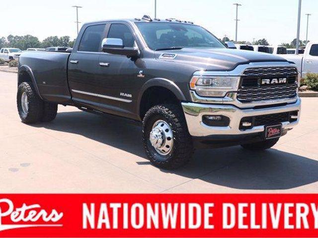 2019 Ram 3500 Limited for sale in Longview, TX