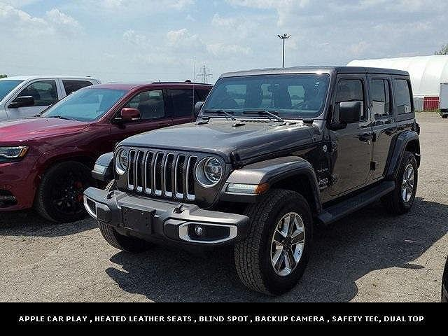 2020 Jeep Wrangler Sahara for sale in Saint Charles, IL