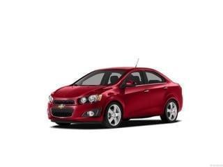 2012 Chevrolet Sonic LT for sale in Franklin, PA