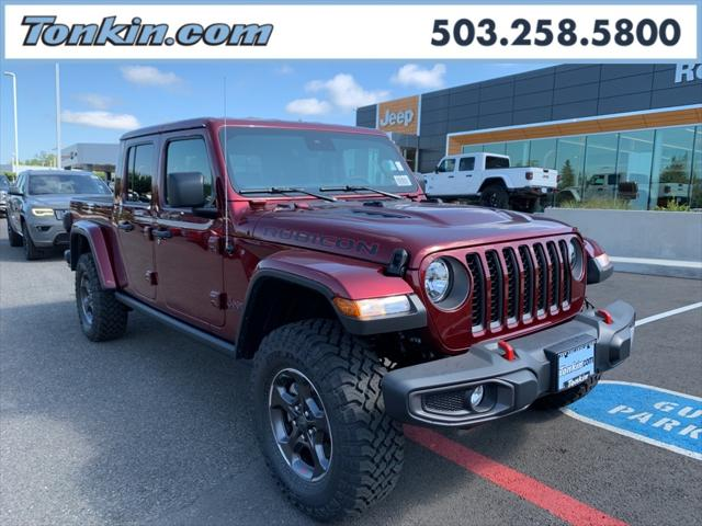 2021 Jeep Gladiator Rubicon for sale in Milwaukie, OR