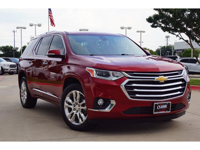 2018 Chevrolet Traverse High Country for sale in Arlington, TX