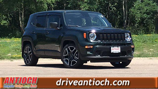 2021 Jeep Renegade Jeepster for sale in Antioch, IL