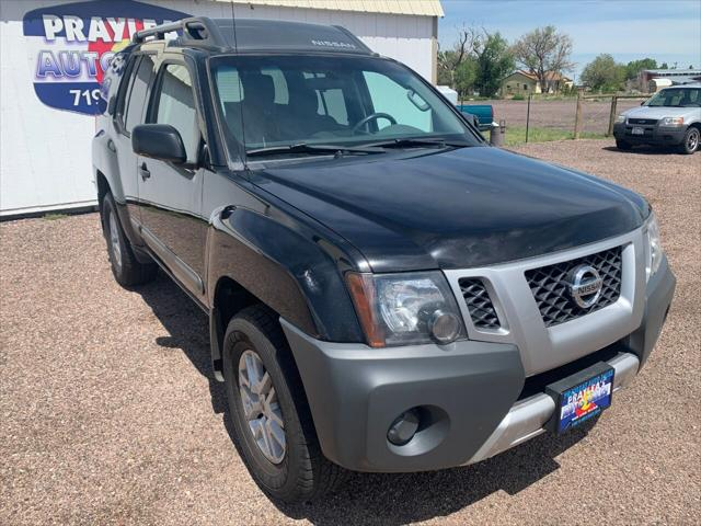 2014 Nissan Xterra S for sale in Peyton, CO