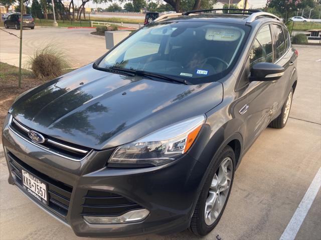 2015 Ford Escape Titanium for sale in Austin, TX